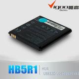 La batterie Hb5r1 2000mAh 3.7V de Huawei pour Huawei montent G500