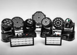 15W小型LEDの移動ヘッド点RGB DJのディスコの段階党効果の照明
