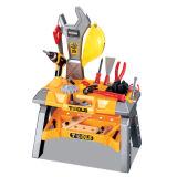 1つの動力工具(10240539)が付いている私の最初おもちゃの職人仕事台