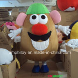 Sr. Potato Character Cartoon Costume