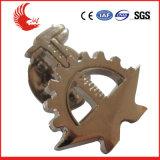 Emblema de tampão feito sob encomenda do metal da manufatura profissional