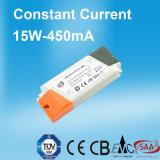 bloc d'alimentation continuel du courant DEL de 20-33V 450mA avec des CB de la CE