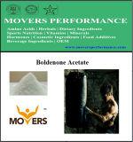 Crescimento esteróide do músculo do acetato de Boldenone
