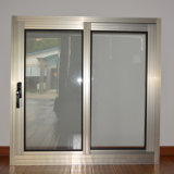 Kz002 Dark Handle con Key Anodized Aluminum Alloy Aluminum Sliding Window/Aluminium Window
