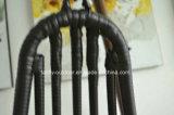 熱い販売の屋外および屋内藤のハングの卵の椅子