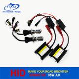 Fabricação de fábrica Novo produto 12V 35W AC Slim HID Xenon Kit H4 Bi Xenon 6000k