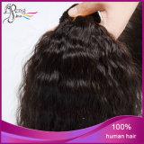Extensão humana do cabelo reto do Virgin