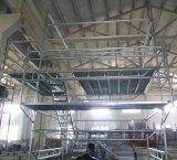 構築のためのSGSによって証明されるリングロックの足場システム