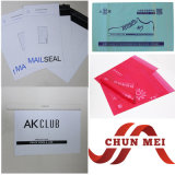 郵便費用の習慣によって印刷されるロゴの包装のエンベロプかプラスチック郵便利用者を保存しなさい
