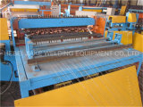 Automatic de alta velocidade Welded Rolling Wire Mesh Machine para Building