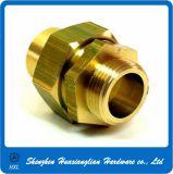 OEMの工場は精密によってカスタマイズされた真鍮CNCの旋盤の回転部品を作った