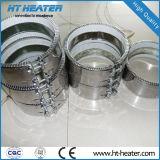 Calentador eléctrico de la venda de la resistencia eléctrica para el molde