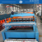 Metal Floor Decking Panel Forming Machine com Pressing Rollers