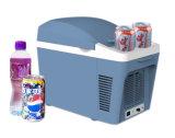 Mini réfrigérateur de véhicule portatif 7liter DC12V dans la fonction de refroidissement et de chauffage