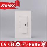 Interruptores ahorros de energía eléctricos del botón de la potencia de la alta calidad