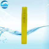 Pen amarelo Sprayer Mist Sprayer para Perfume Cosmetic