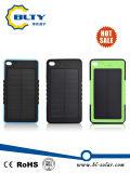 携帯用6000mAh USB力バンクの小型太陽充電器