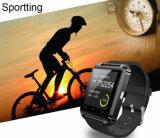 Reloj elegante androide de la alta calidad de la fábrica con Bluetooth