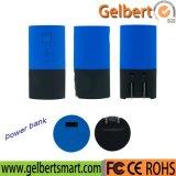 Neueste steckbare Backup USB-Aufladeeinheits-Energien-Bank mit RoHS