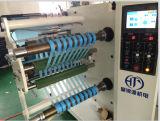Machine de Rweinder de découpeuse de bande de côté de crochet de la couche-culotte Hjy-Fq03
