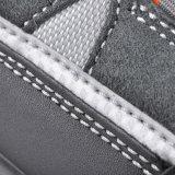 El basculador de cuero de la seguridad del estilo del deporte del ante calza L-7206