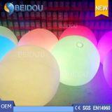 LEDは気球の膨脹可能なZygoteのTouchable広告の混雑させた対話型の球をつけた