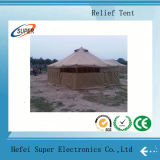 Haltbares Disaster Relief Tents in The Earthquake
