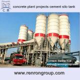 De concrete Projecten van de Techniek van de Installatie - Tank van de Silo van het Cement t-46