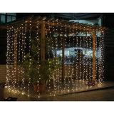 結婚式の装飾のための異なったカラーのクリスマスLEDのカーテンライト