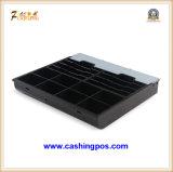 品質のPOSシステムMk460のための黒い金属の現金引出し