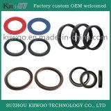 Selo durável do anel-O da borracha de silicone da alta qualidade