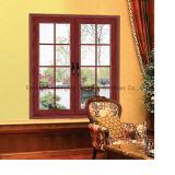 finestra di alluminio di girata di inclinazione della stoffa per tendine della rottura termica da 1.4 millimetri (FT-W55)