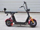 جديد 2016 كهربائيّة درّاجة [800و] مدينة جو [سكوتر] كهربائيّة مع إطار العجلة سمين [سكوتر] كهربائيّة