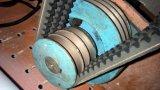 Mélangeur de la pâte de pain de double vitesse d'action de double de grande capacité prix de 80 litres