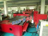 500W-10000W CNC van het metaal Vezel/Machine van de Bekleding van het Lassen van de Laser van Co2 de Scherpe
