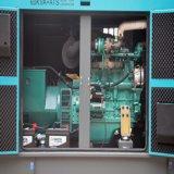 com o gerador Diesel silencioso do motor 1103A-33tg1 de Perkins 27kw para o uso Home com controle de Comap
