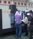 Fraiseuse Chine de commande numérique par ordinateur de double fléau