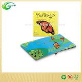 주문을 받아서 만들어진 다채로운 직업적인 아이들 광택 있는 마분지 책 인쇄 (CKT-BK-002)