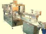 Automatisches Liquid Paste Filling Production Line für Bottles u. Jars