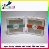 Коробка карточки окна бумаги хорошего качества косметическая