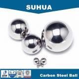 esfera de aço de carbono do sólido de 47.625mm para o rolamento
