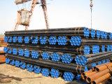 4 tubo de acero de carbón del material de construcción de la pulgada Sch40