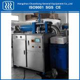 Bloco de gelo seco que faz a máquina
