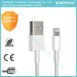 Synchro de bonne qualité USB des caractéristiques 8pin attache le câble pour l'iPhone