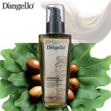 Petróleo puro para el cuidado de pelo, OEM del Argan de los extractos de D'angello 100ml