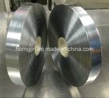Cinta lateral doble del papel de aluminio de Mylar del sellado caliente para el blindaje y el abrigo de cable