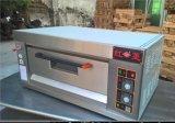 Новый тип электрическая духовка с 1-Deck, 2-Pan с Сроки Функция CE