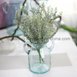 Пластмасса выходит цветок Aritificial для венчания/украшения домашних/сада (SF16293A)