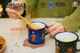 Draag de de Geschilderde Aangepaste Mok van de Soep van het Email Zoete/Kop van de Koffie
