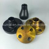ASME, DIN, JIS, garnitures de pipe de réducteur d'acier du carbone de GOST (KT0306)